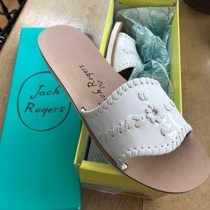 Jack Rogers Sanibel Island/slip on sandals/Size 8